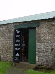 the old book shop